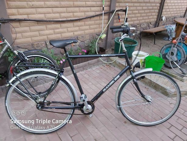 Большой мужской велосипед из Голландии