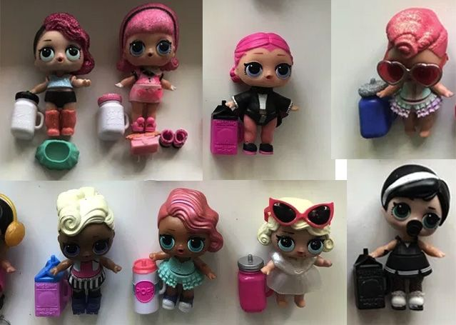 куклы LOL MGA Оригинал! бу