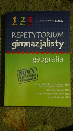 Atlasy geograficzne , tablice, repetytorium