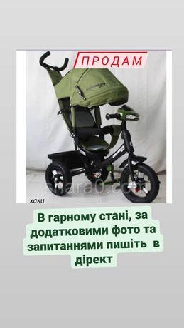 Продам триколісний велосипед