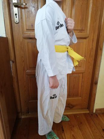 Dobok taekwondo 120 cm