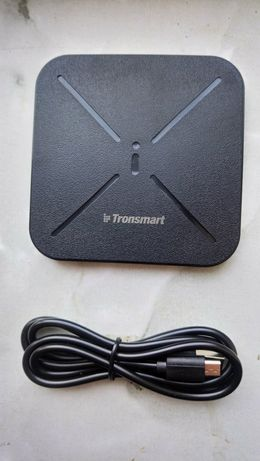 Беспроводное зарядное устройство Tronsmart WC06 Wireless Charger Black
