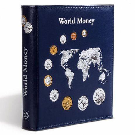 """Альбом для монет, банкнот, марок и и прочего """"World Money"""""""