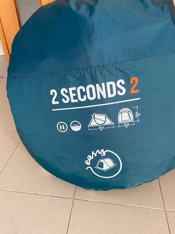 tenda para 2 pessoas