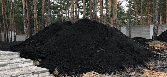 Чернозем торф грунт на подсыпку чорнозем  Киев Киевская обл