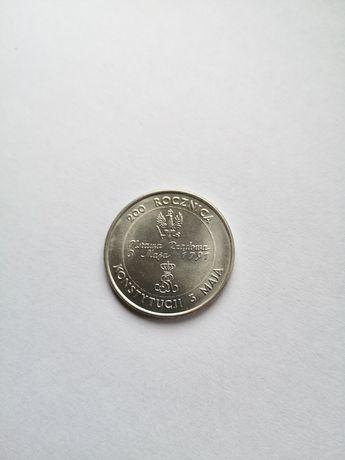 Moneta - 200 rocznica Konstytucji 3 Maja