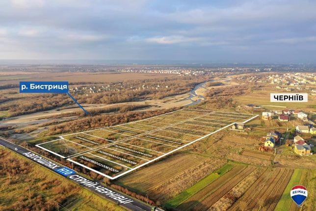 Продаж земельних ділянок під будівницво в Чернієві