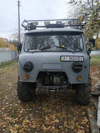 УАЗ 2206 буханка