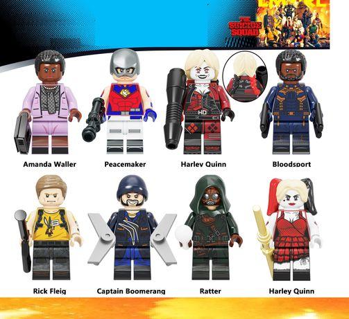 Bonecos / Minifiguras Super Heróis nº203 Dc Comics (compatíveis Lego)