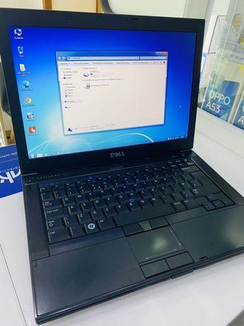 LAPTOP DELL Latitude E6410 i7 2x2.8GHz 4GB 320GB - GWARACJA - FV23%