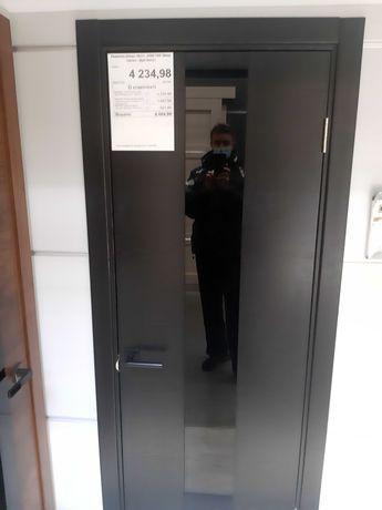 Межкомнатные двери (шпон)