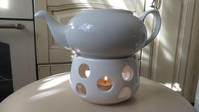 подсвечник или подставка под заварочный чайник