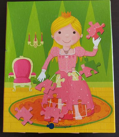 Puzzle Princesa Imaginarium