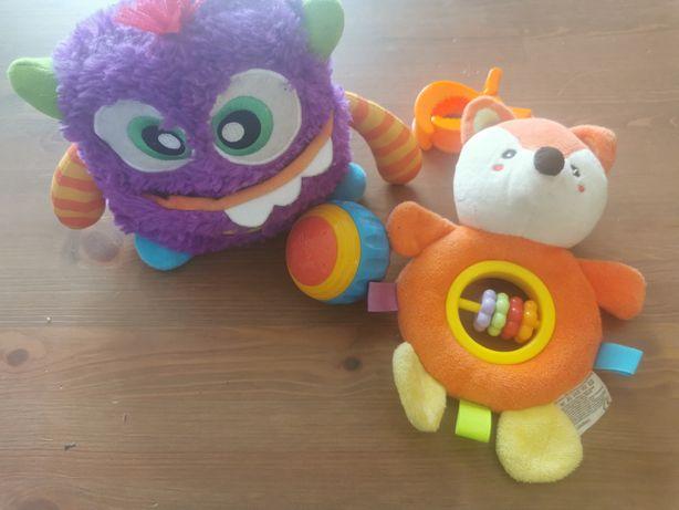 Zabawki dla niemowlęcia, Fisher Price, Bright Starts
