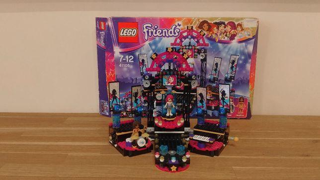 Lego Friends 41105 scena muzyczna