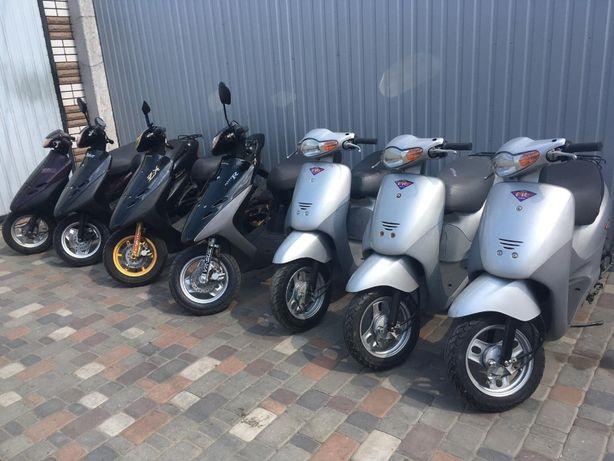 Скутера Honda Dio 27, 34, 35, 38, 56, 57, 62, 68, Yamaha JOG 36, 39