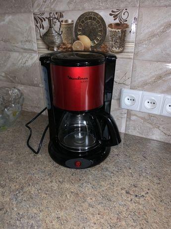 Капельная кофеварка MOULINEX SUBITO 3 FCM FG360830