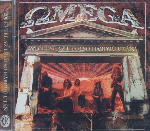 OMEGA - 200 Évvel Az Utolsó Háború Után [CD]