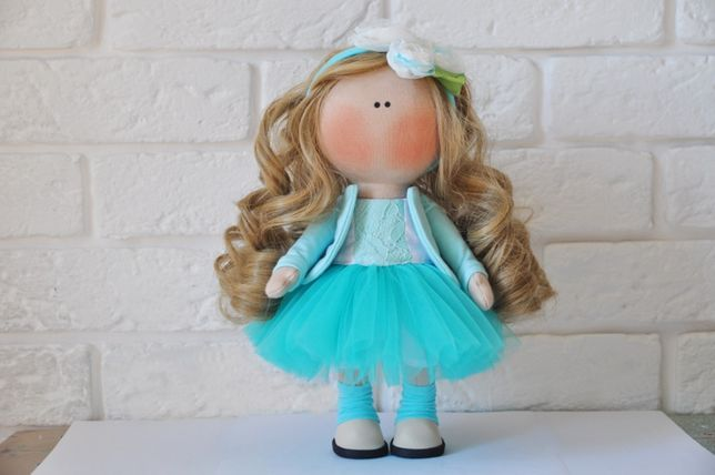 Кукла ручной работы