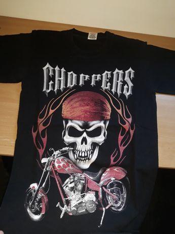 T-shirt choppers