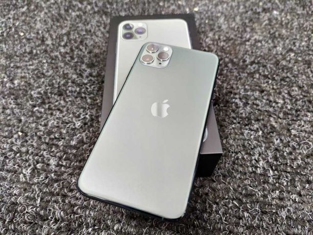 iPhone 11 Pro Max 256GB szary jak nowy