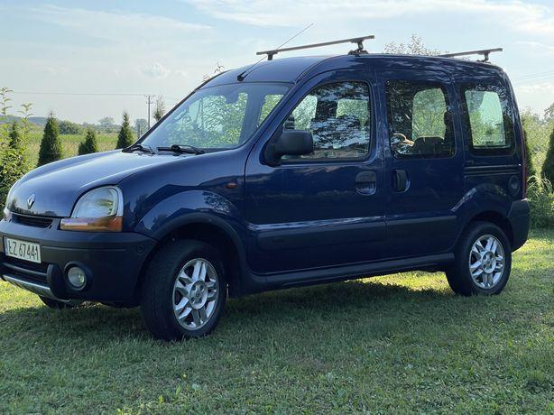 Renault Kangoo 1.6 benzyna 4x4