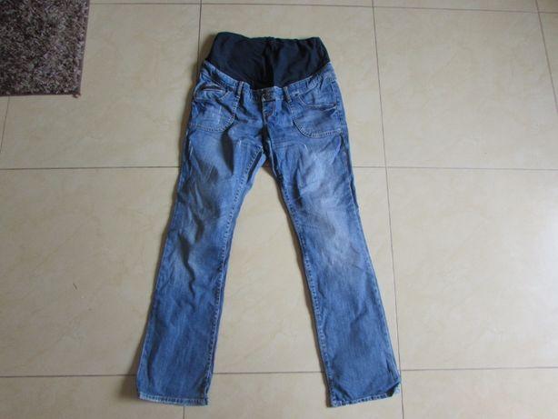 Spodnie jeansowe ciążowe H&M MAMA rozm 44