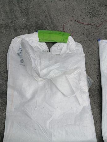 Nowy big bag bags 143 cm z jednym uchwytem / idealny na nawozy
