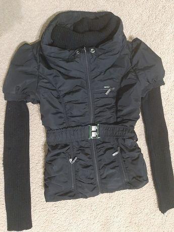Куртка осенняя со сьемными рукавами