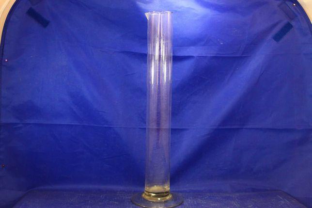 Сделано в СССР  500 Мл Стеклянная Пробирка с градуировкой Мерная колба