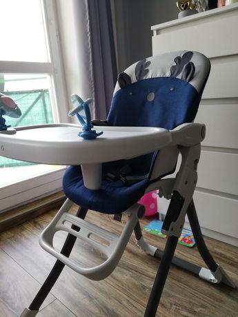 Krzesełko do karmienia firmy Ecotoys