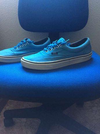 Vans azuis tamanho 41
