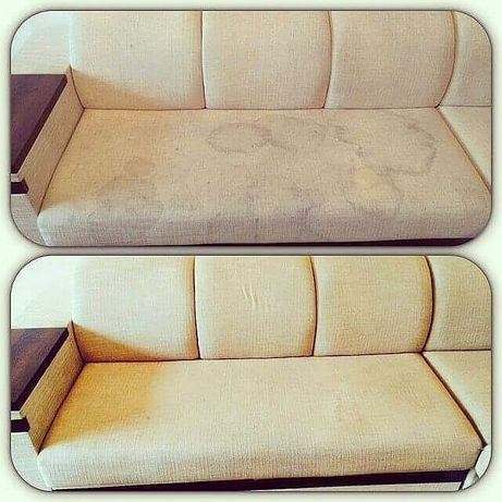 Химчистка мебели, кавролина, матрасов
