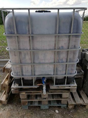 Mauzer zbiornik 1000 l na wodę