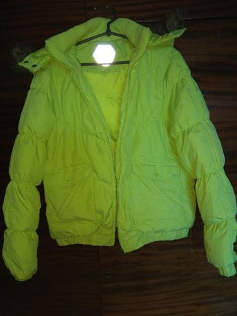Курточка пуховая