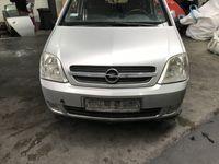 Opel Meriva wszystkie czesci 1.7