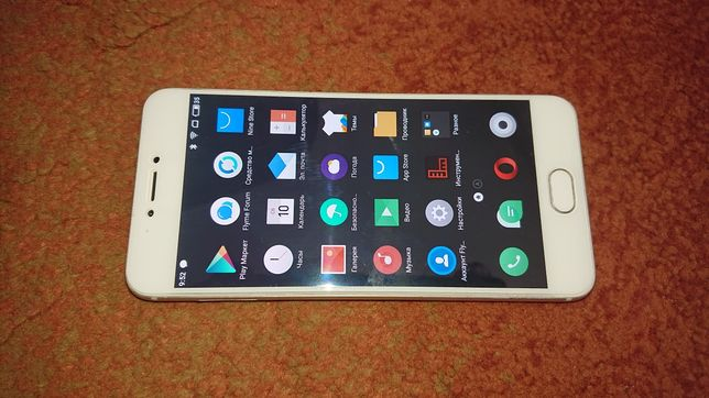 Смартфон Meizu Pro 6
