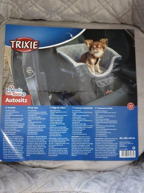 Trixie fotel legowisko do samochodu
