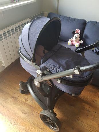 Wózek coto baby Sydney   2 w 1 plus gratis