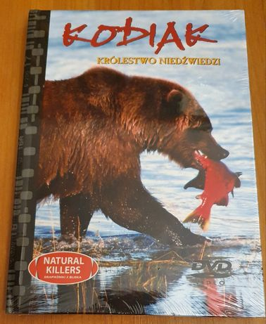 Natural Killers Kodiak Królestwo niedźwiedzi DVD