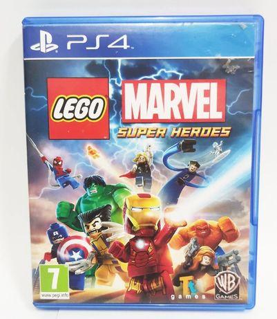 Gra Lego MARVEL na PS 4