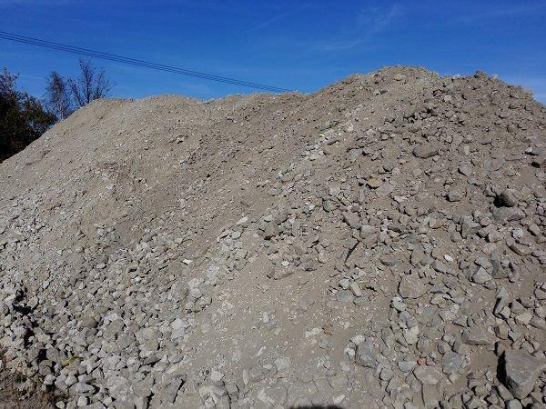 Kruszywo betonowe gruz budowlany destrukt kruszywo drogowe