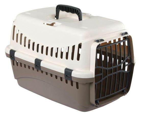 NOVO! Transportadora Porta em Plástico 45 x 30 x 30 cm