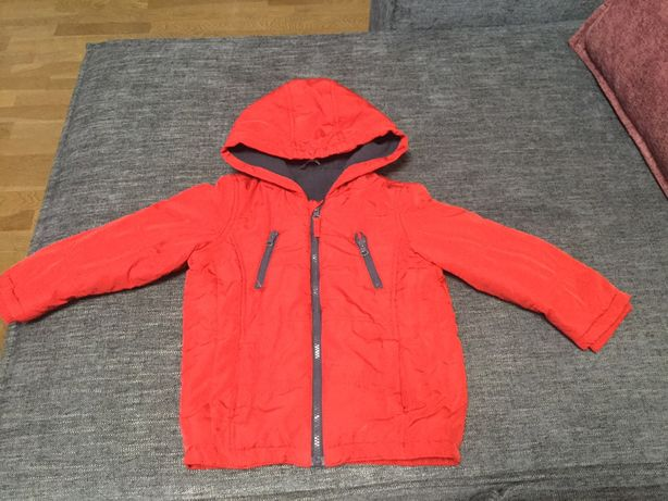Продам фирменную деми куртку george, 98-104 рост.
