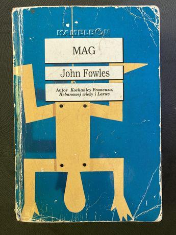 Mag John Fowles