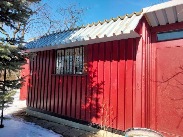 Domek/Garaż na działkę ROD lub na budowę