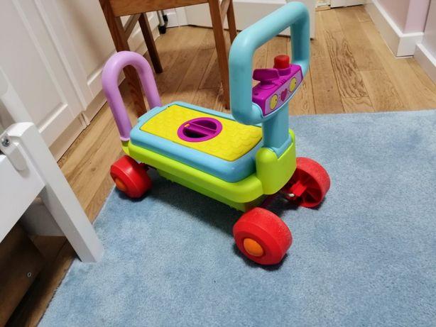 Jeździk pchacz pojazd auto