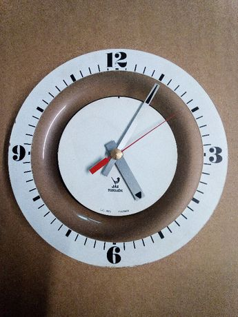 Relógio de cozinha Vintage