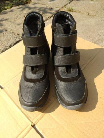 Демисезонные ботинки Зима-осень