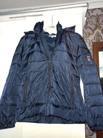 Куртка осенняя, швейцарская, унисекс.